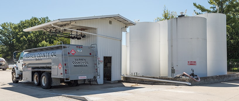 fuel services iowa